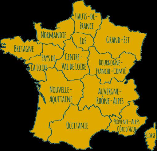 Informations devenir éleveur régions
